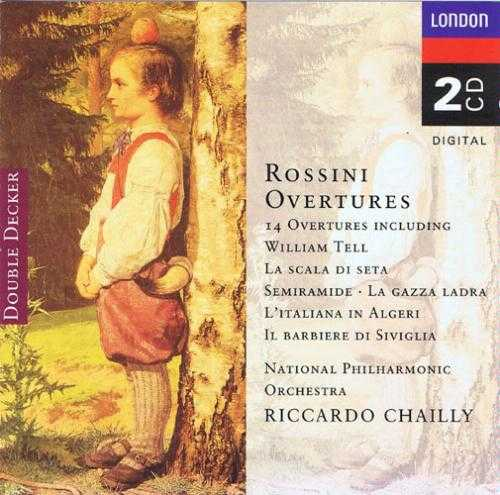 Chailly: Rossini - Overtures (2 CD, APE)