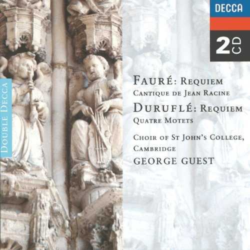 Guest: Faure, Durufle - Requiem (2 CD, FLAC)