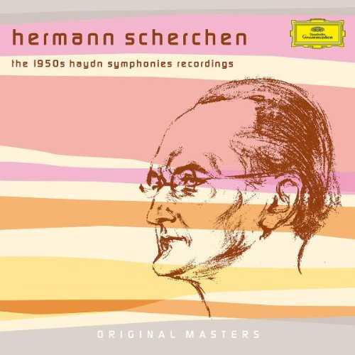 Hermann Scherchen: 1950's Haydn Symphonies Recordings (6 CD box set, FLAC)