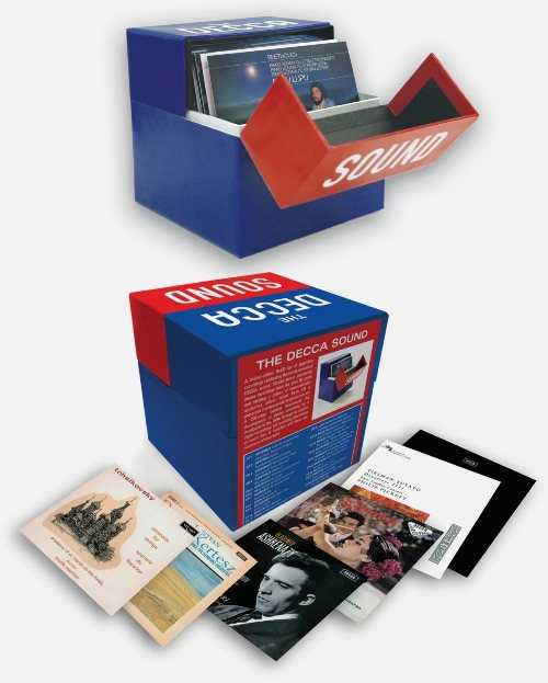 The Decca Sound (50 CD box set, FLAC)