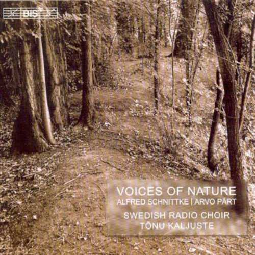 Kaljuste: Schnittke, Part - Voices of Nature (FLAC)