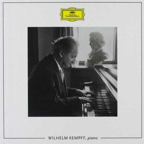 Wilhelm Kempff - Solo Piano Recordings (35 CD box set, APE)