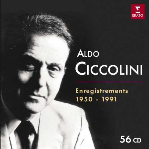 Aldo Ciccolini - Enregistements 1950-1991 (56 CD box set, APE)