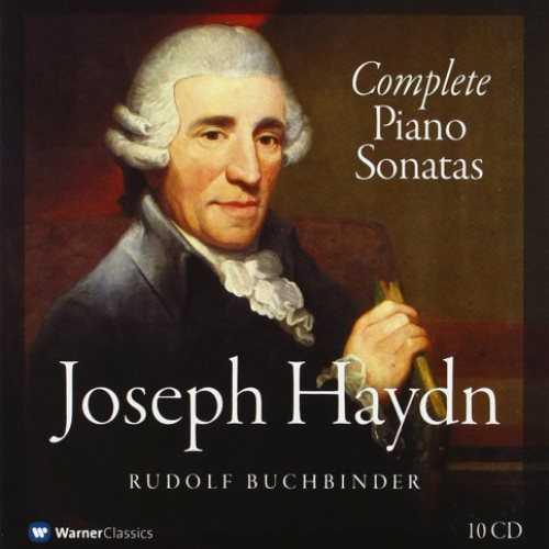 Buchbinder: Haydn - Complete Piano Sonatas (10 CD box set, FLAC)