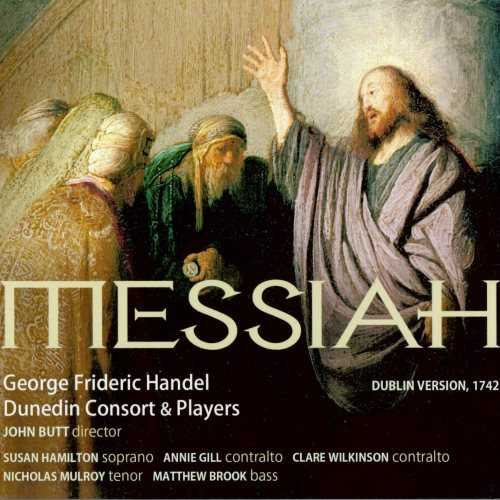 Butt: Handel - Messiah (2 CD, FLAC)