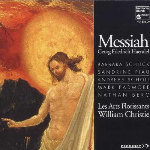 Christie: Handel - Messiah (2 CD, APE)