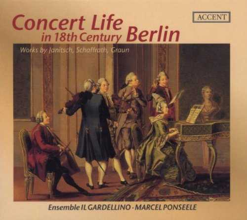 Concert Life in 18th Century Berlin (FLAC)