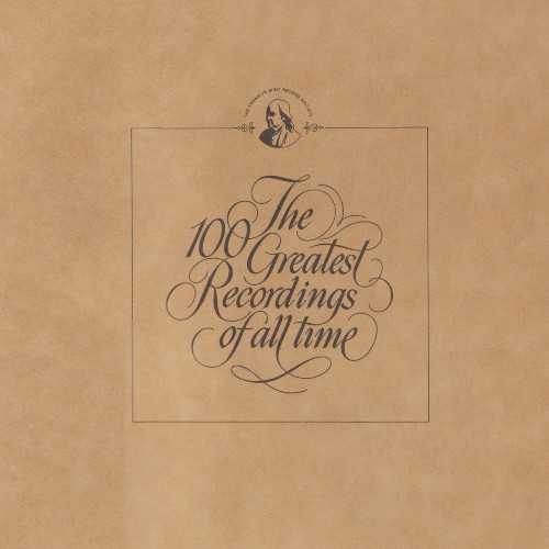 Franklin Mint 100 Greatest Recordings of All Time (100 LP box set, 24 bit / 96 kHz, FLAC)