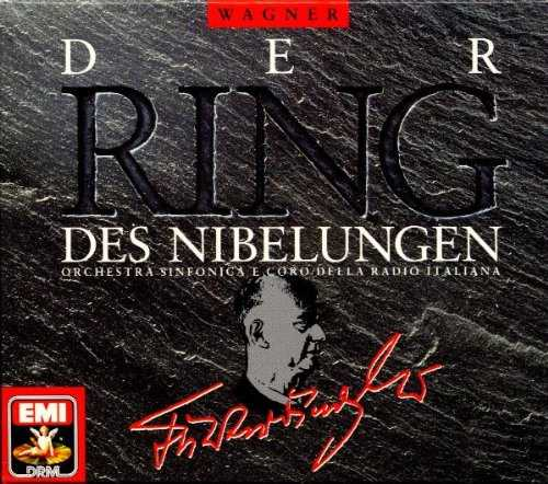 Furtwangler: Wagner - Der Ring des Nibelungen (13 CD box set, FLAC)