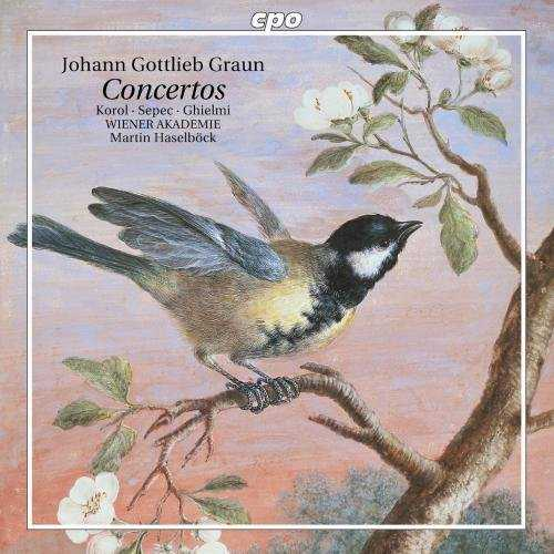 Johann Gottlieb Graun: Concertos (FLAC)