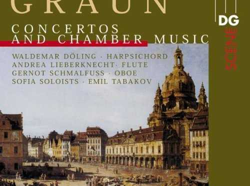 Graun - Concertos and Chamber Music (FLAC)