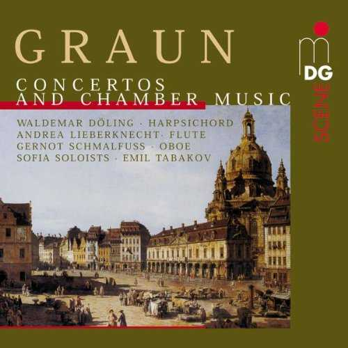 Graun - Concertos and Chamber Music (FLAC)