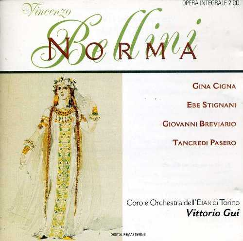 Gui: Bellini - Norma (2 CD, FLAC)