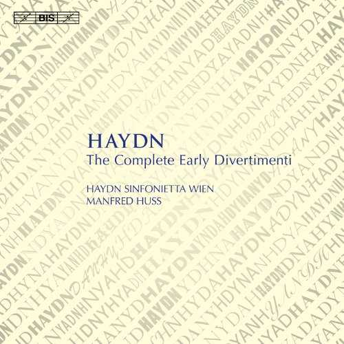 Haydn - The Complete Early Divertimenti (5 CD box set, FLAC)