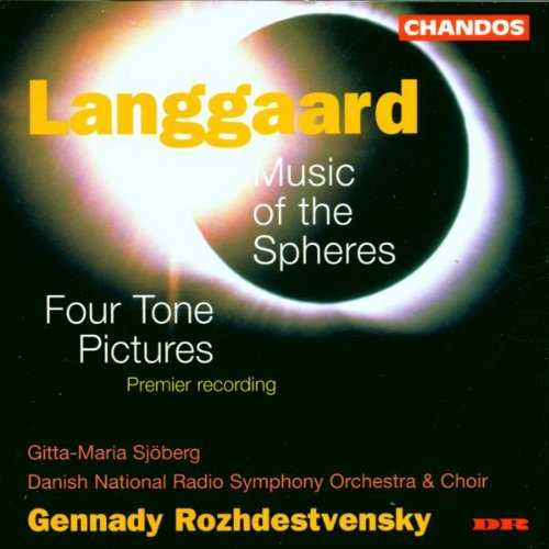 Rozhdestvensky: Langgaard - Music of the Spheres (FLAC)