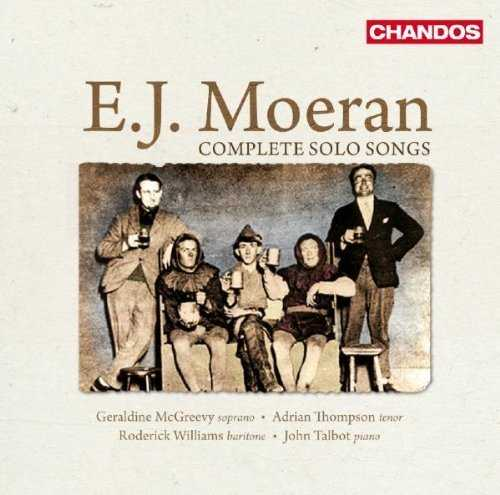 Moeran - Complete Solo Songs (2 CD, FLAC)