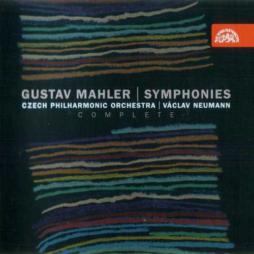 Neumann - Mahler Symphonies (11 CD box set, FLAC)