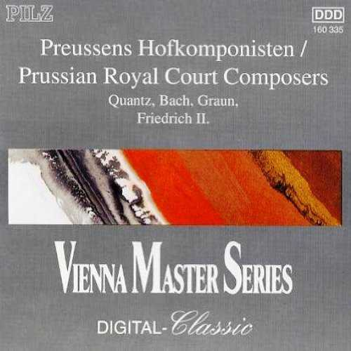 Prussian Royal Court Composers (FLAC)