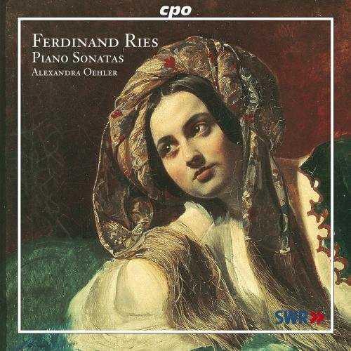 Oehler: Ries - Piano Sonatas (FLAC)
