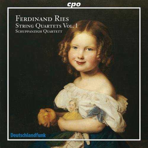 Ferdinand Ries - String Quartets vol.1 (FLAC)