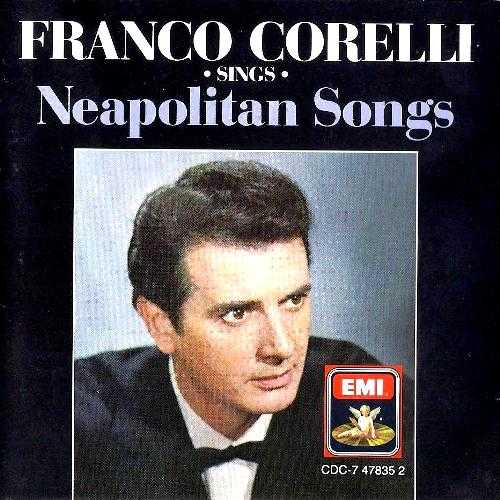 Franco Corelli Sings Neapolitan Songs (WAV)