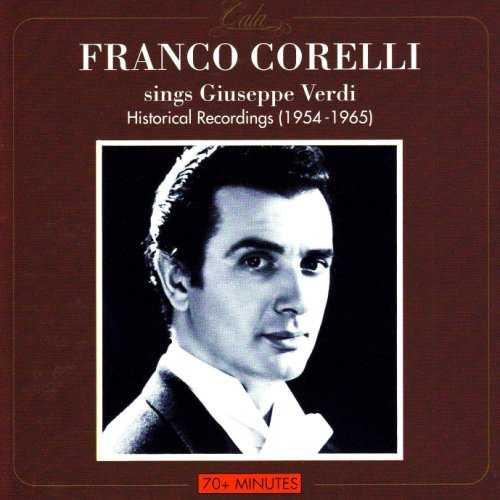 Franco Corelli sings Giuseppe Verdi (WAV)