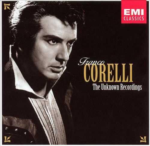 Franco Corelli - The Unknown Recordings (WAV)