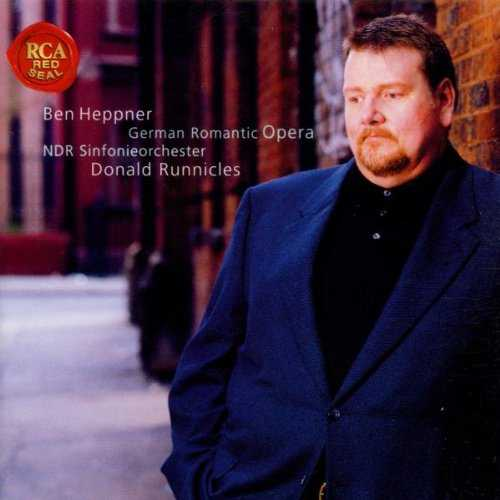 Ben Heppner Sings German Romantic Opera (WAV)