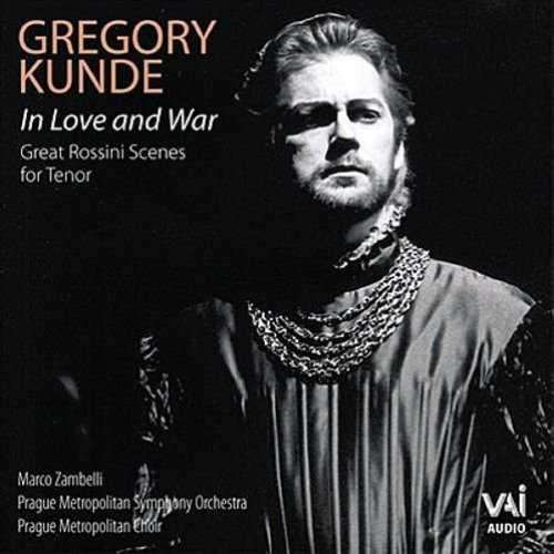 Kunde - In Love and War (WAV)