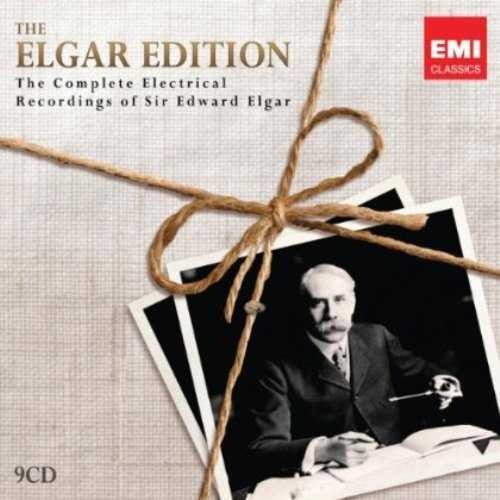 The Elgar Edition (9 CD box set, FLAC)