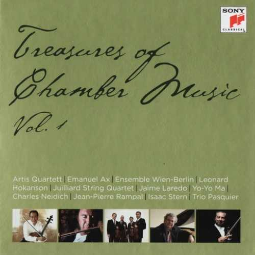 Treasures of Chamber Music vol.1 (10 CD box set, FLAC)