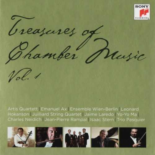 Treasures of Chamber Music vol.1 (10 CD box set, FLAC)