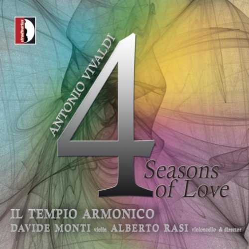 Vivaldi - 4 Seasons of Love (24 bit / 96 kHz, FLAC)