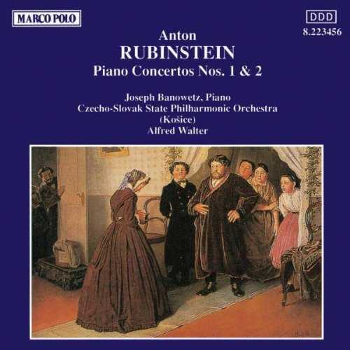Walter: Rubinstein - Piano Concertos no.1, 2 (APE)