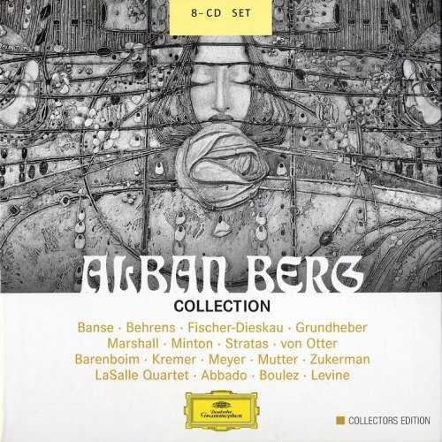 Alban Berg Collection (8 CD box set, APE)