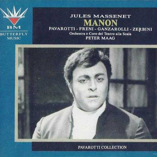 Maag: Massenet - Manon (2 CD, WAV)