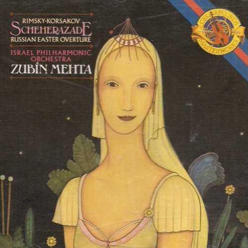 Mehta: Rimsky-Korsakov - Sheherazade (WAV)