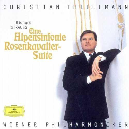 Thielemann: Strauss - An Alpine Symphony (FLAC)