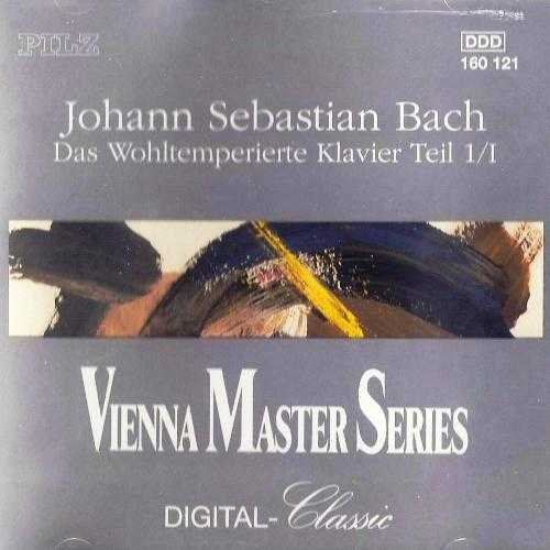 Jaccottet: Bach - The Well Tempered Piano vol.1/I (WAV)
