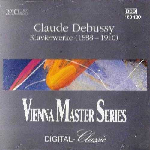 Claude Debussy - Piano Works 1888-1910 (WAV)