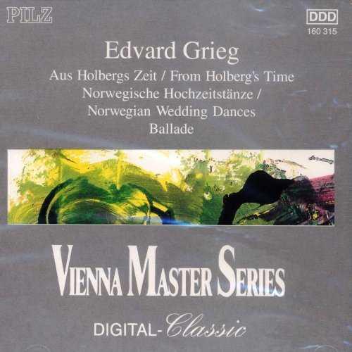 Grieg - From Holberg's Time, Norwegian Wedding Dances, Ballade (WAV)