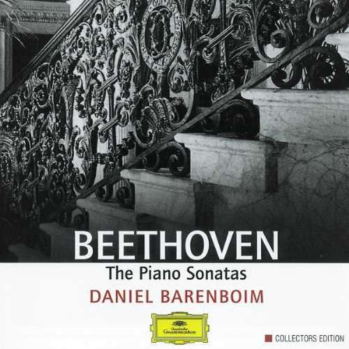 Barenboim: Beethoven - The Piano Sonatas (9 CD box set, FLAC)