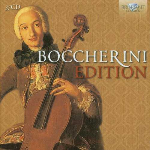 Boccherini Edition (37 CD box set, FLAC)