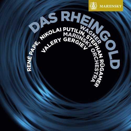 Gergiev: Wagner - Das Rheingold (24 bit / 96 kHz, FLAC)