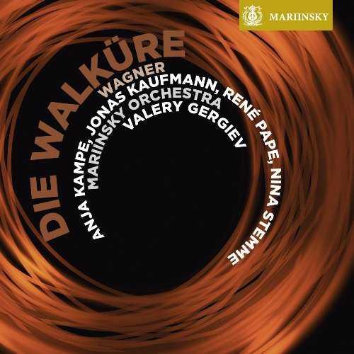 Gergiev: Wagner - Die Walkure (4 CD, FLAC)