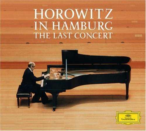 Horowitz in Hamburg: The Last Concert (APE)