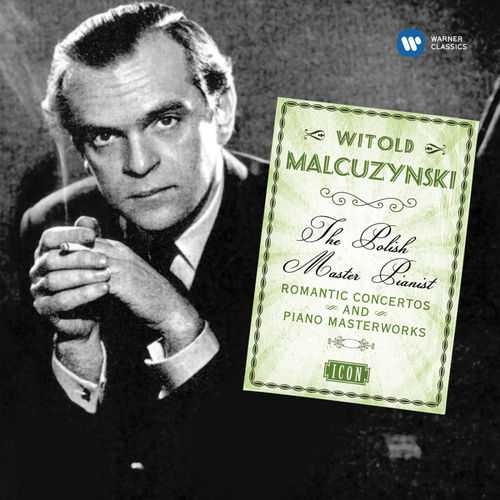 Witold Malcuzynski - The Polish Master Pianist (8 CD box set, APE)