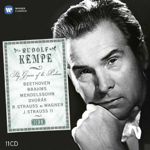 Rudolf Kempe - Shy Genius of the Podium (11 CD box set, APE)