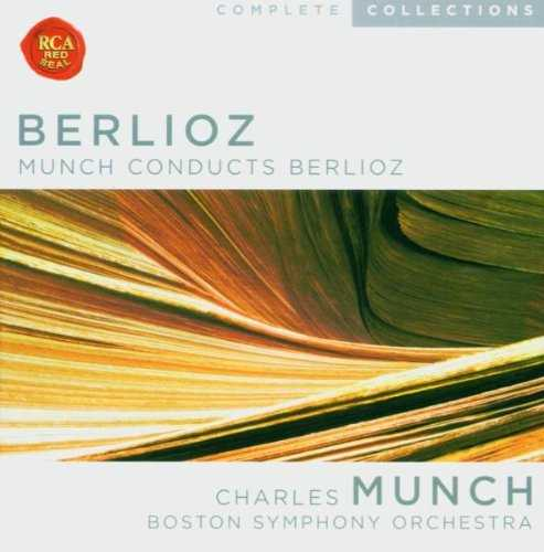 Munch Conducts Berlioz (10 CD box set, FLAC)
