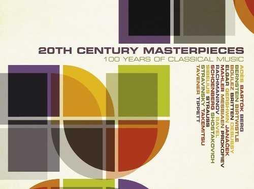 20th Century Masterpieces (16 CD box set, APE)